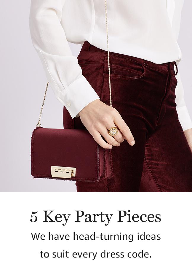 5 Key Party Pieces