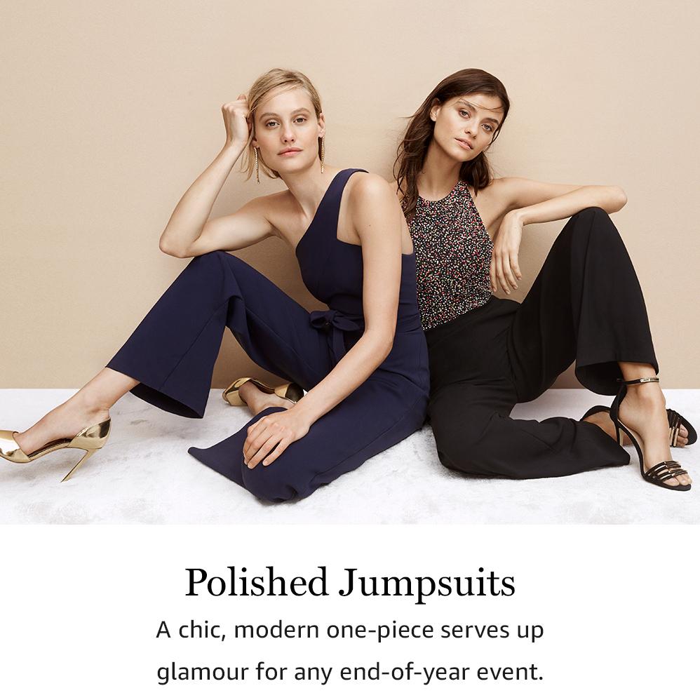 Polished Jumpsuits