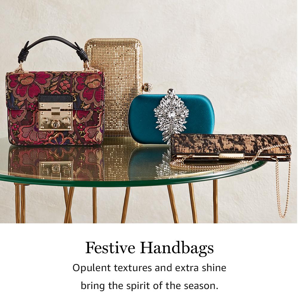 Festive Handbags