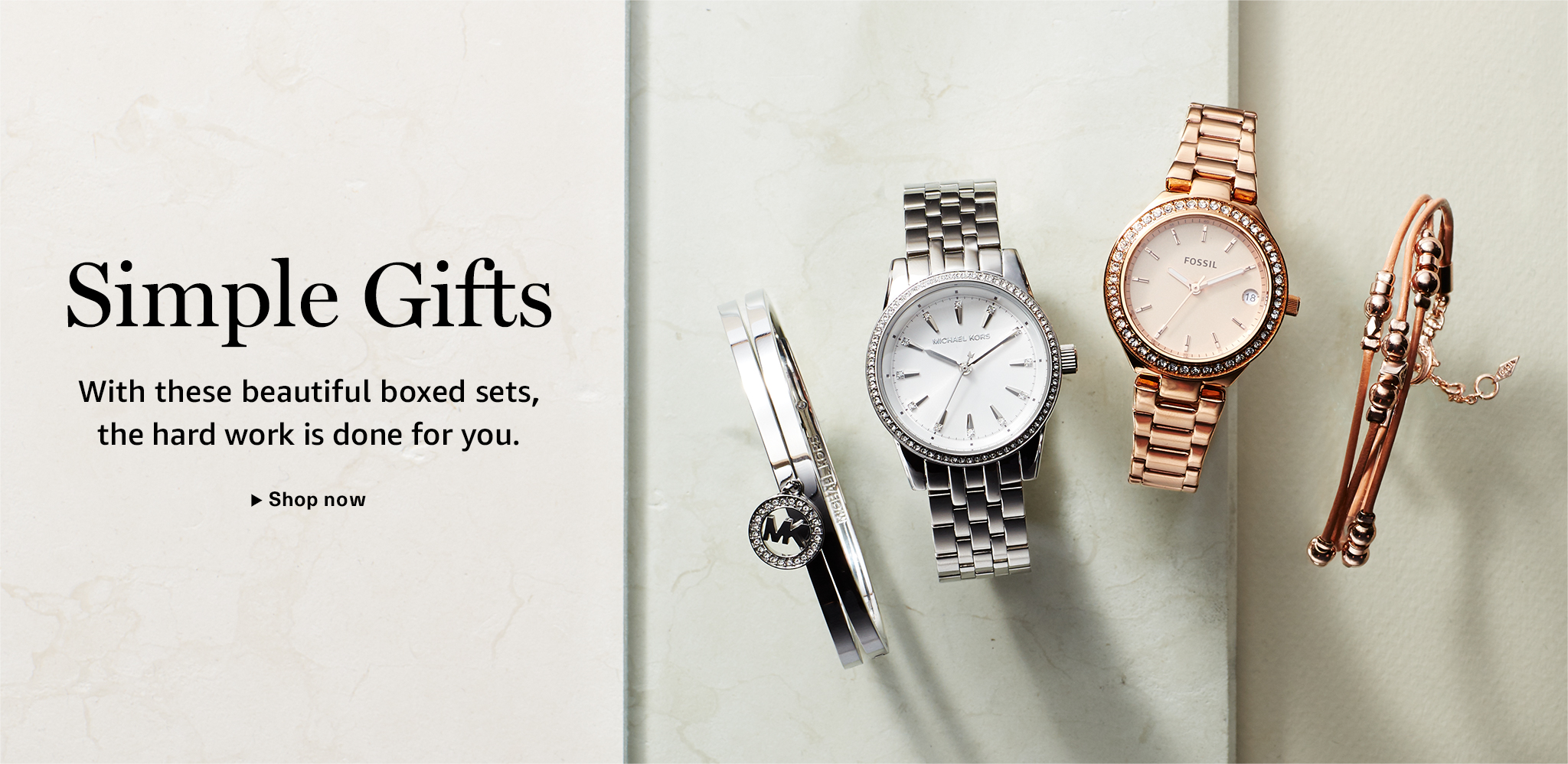 Watches: Simple Gifts