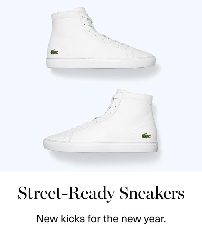 Street-Ready Sneakers