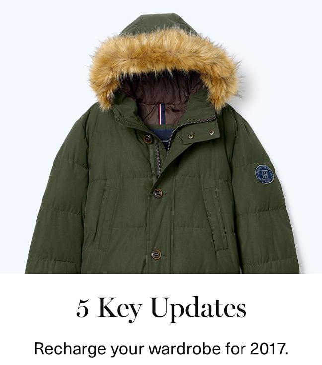 5 Key Updates