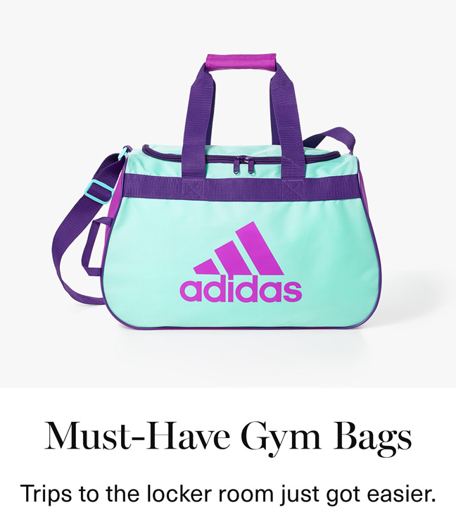 Must-Have Gym Bags