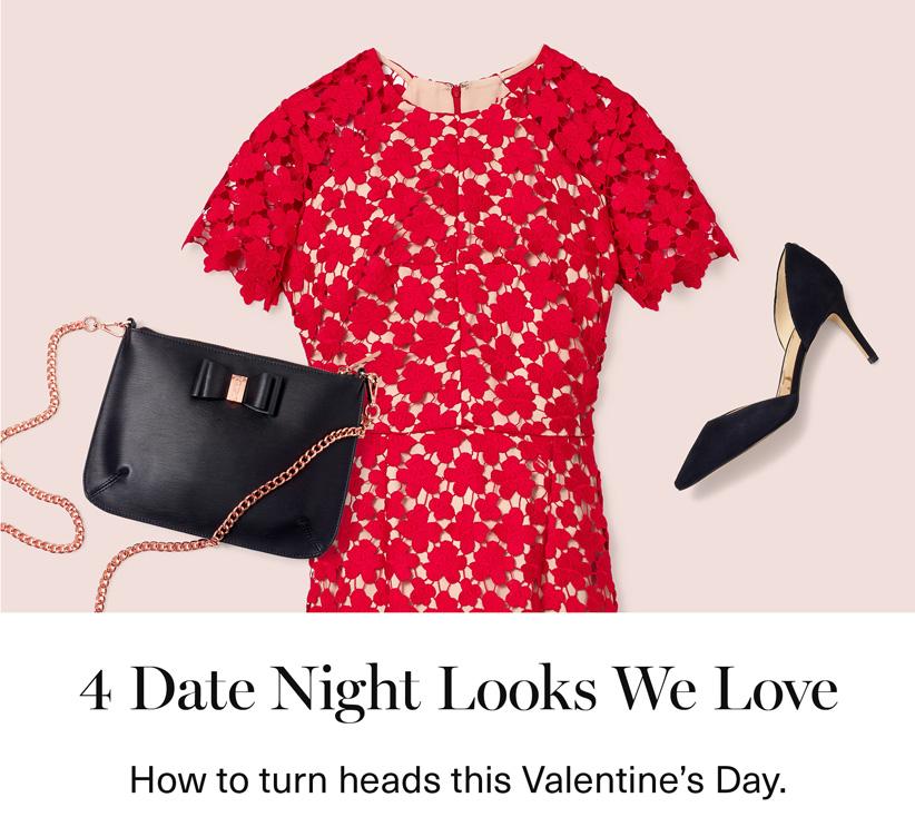 4 Date Night Looks We Love