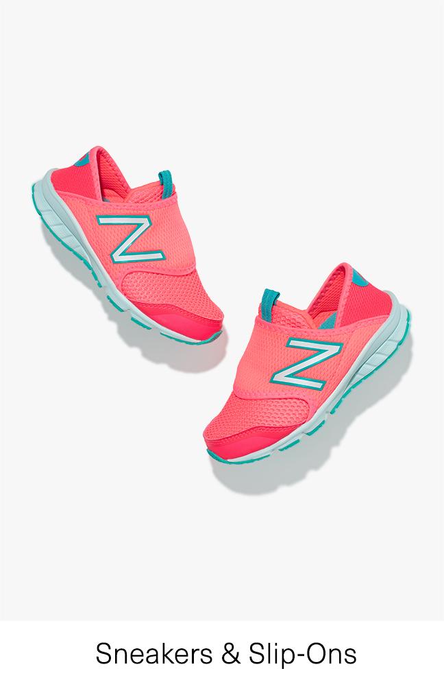 Sneakers & Slip-Ons