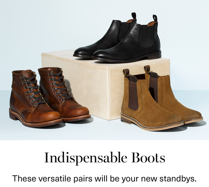 Indispensable Boots