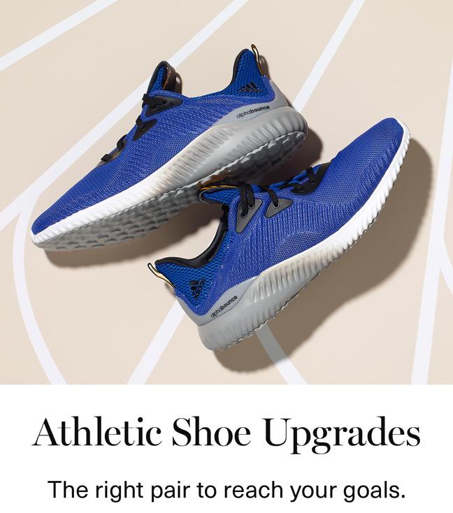 Athletic Shoe Upgrades