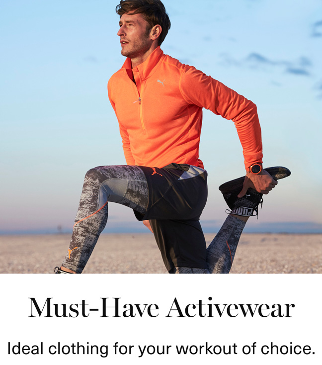 Must-Have Activewear