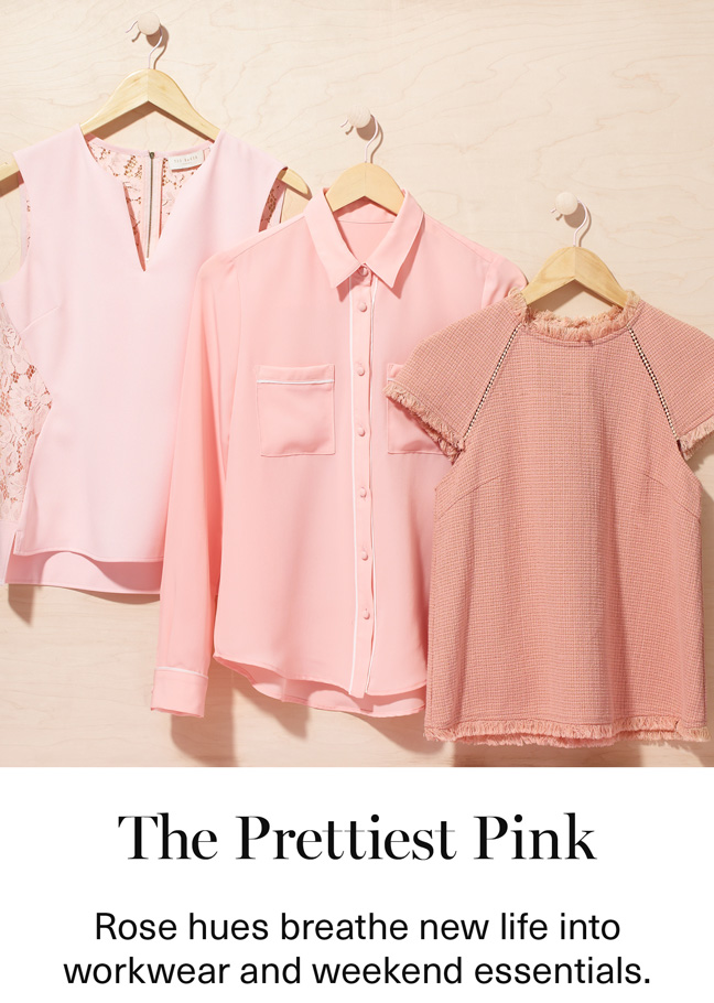 The Prettiest Pink