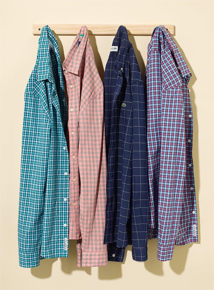 The Plaid Shirt