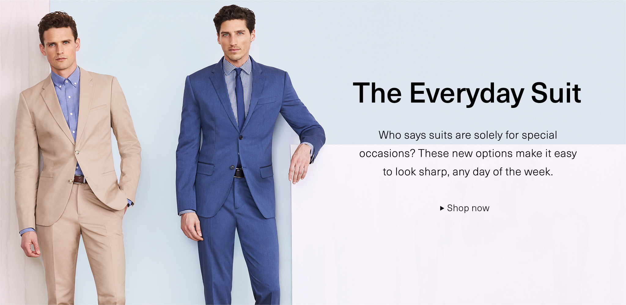 The Everyday Suit
