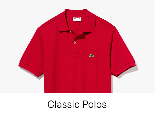 Classic Polos