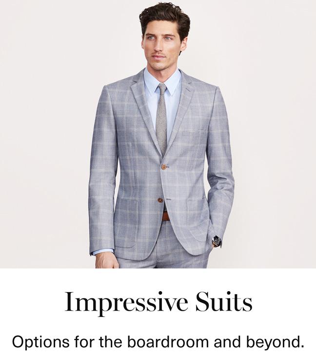 Impressive Suit