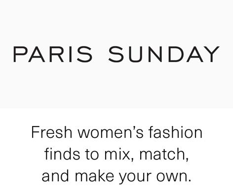 Paris Sunday