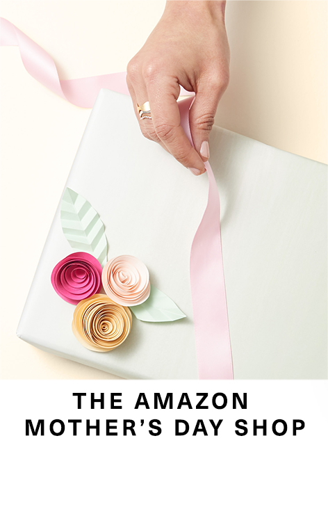Amazon Mother's Day Shop