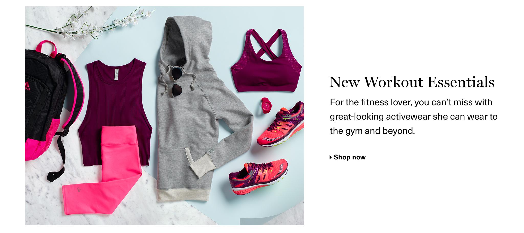 New Workout Essentials