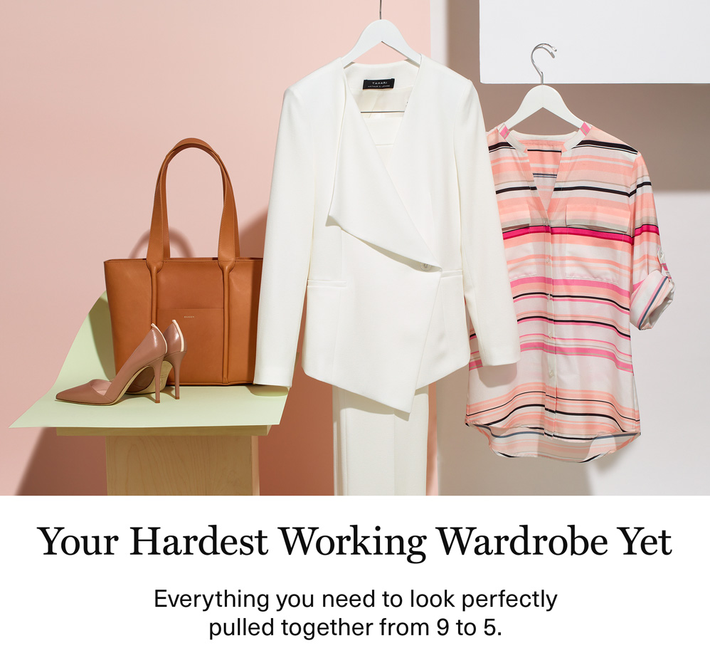 Your Hardest Working Wardrobe Yet