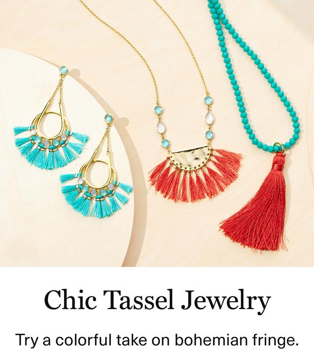 Chic Tassel Jewelry
