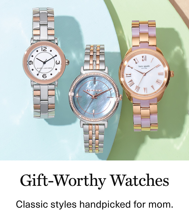 Gift-Worth Watches