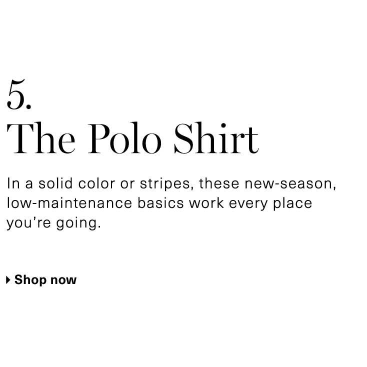 The Polo Shirt