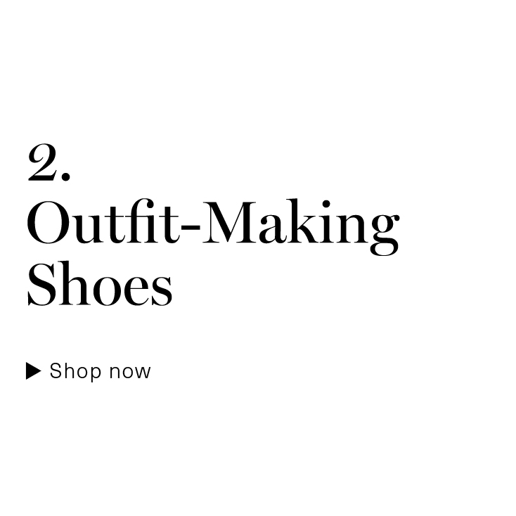 Outfit-Making Shoes