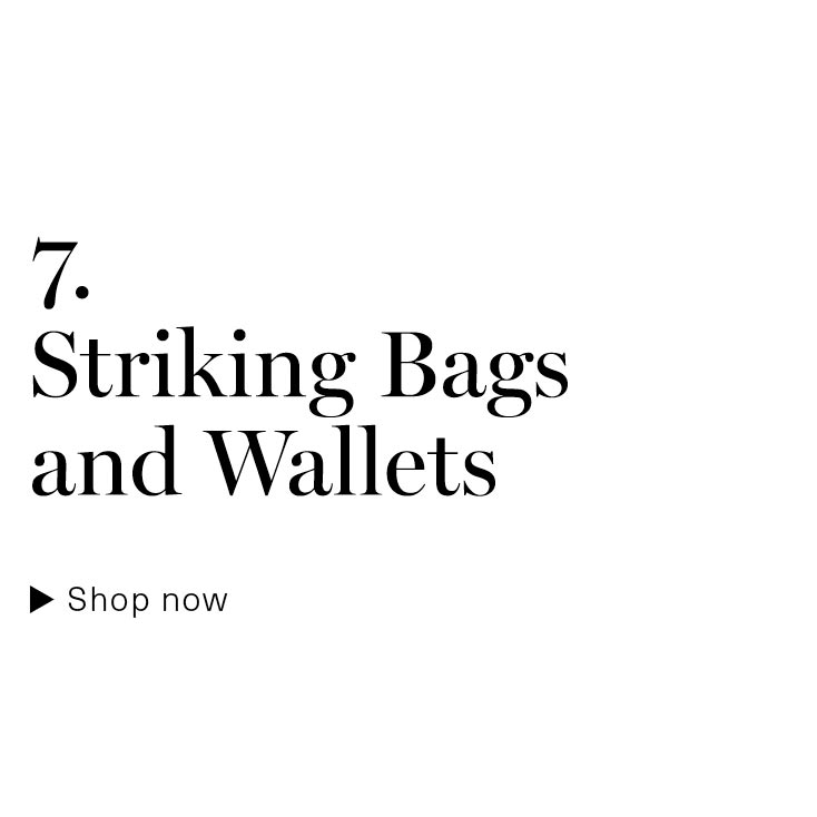 Striking Bas and Wallets