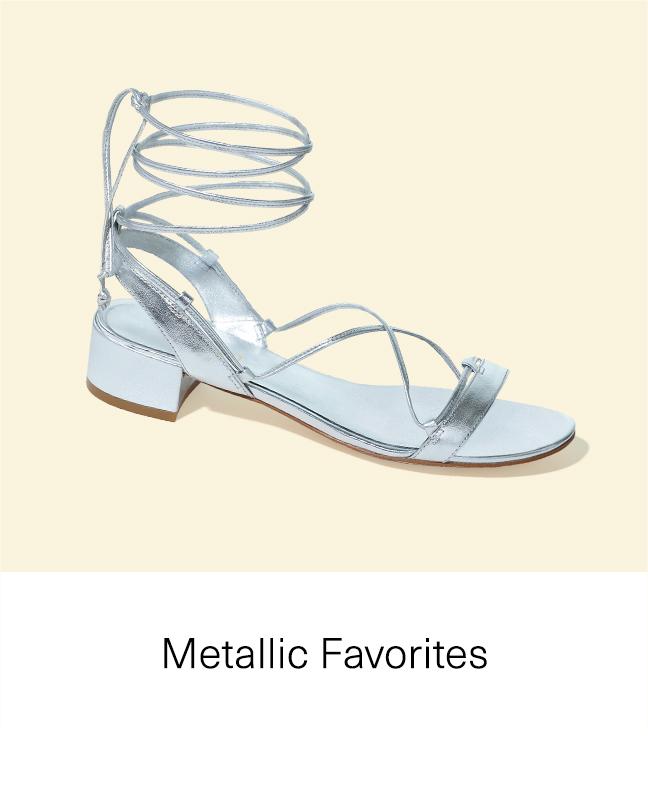 Metallic Favorites