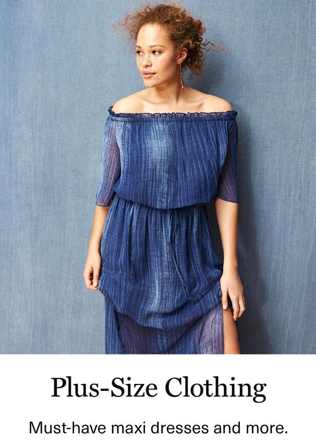 Plus-Size Clothing