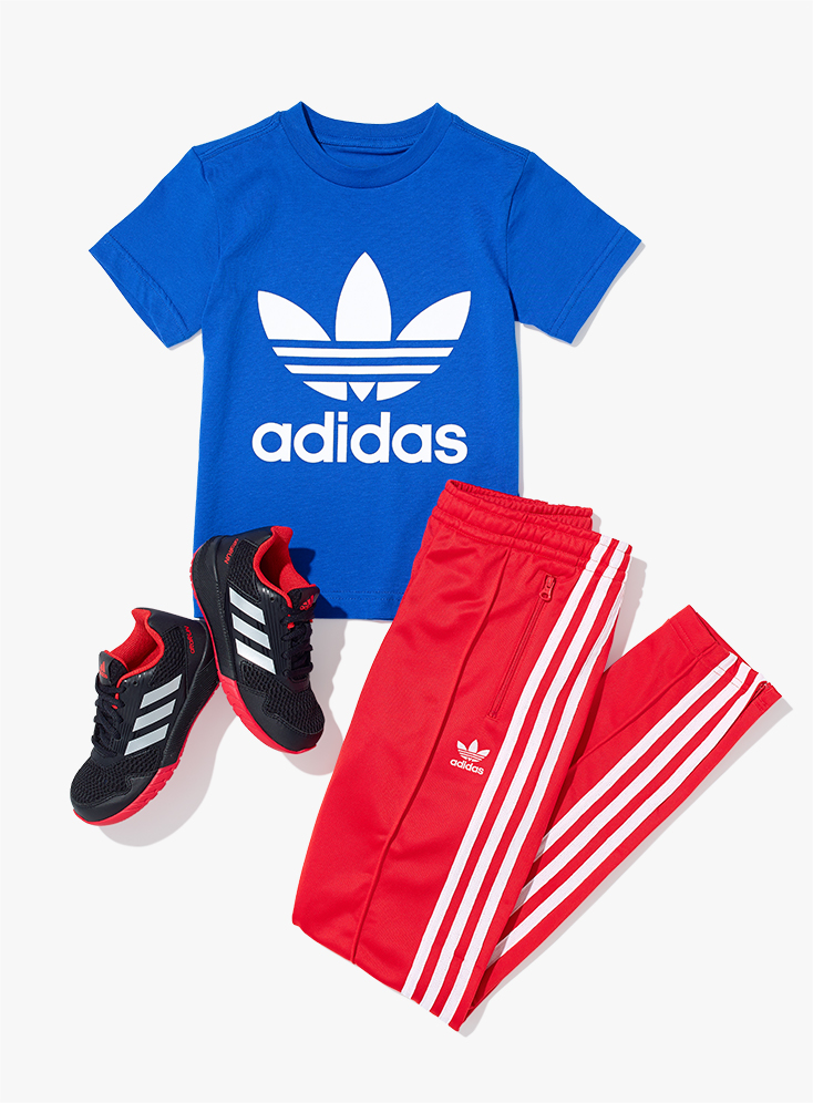 Activewear and Athletic Shoes