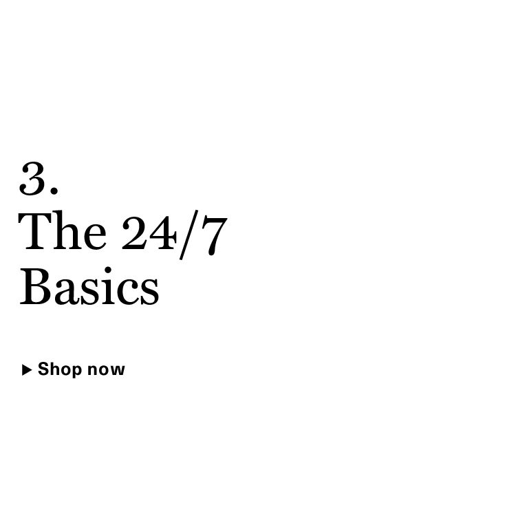 The 24/7 Basics