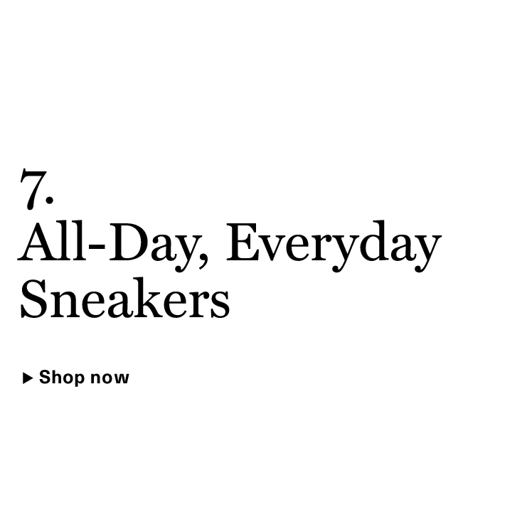 All Day Everyday Sneakers