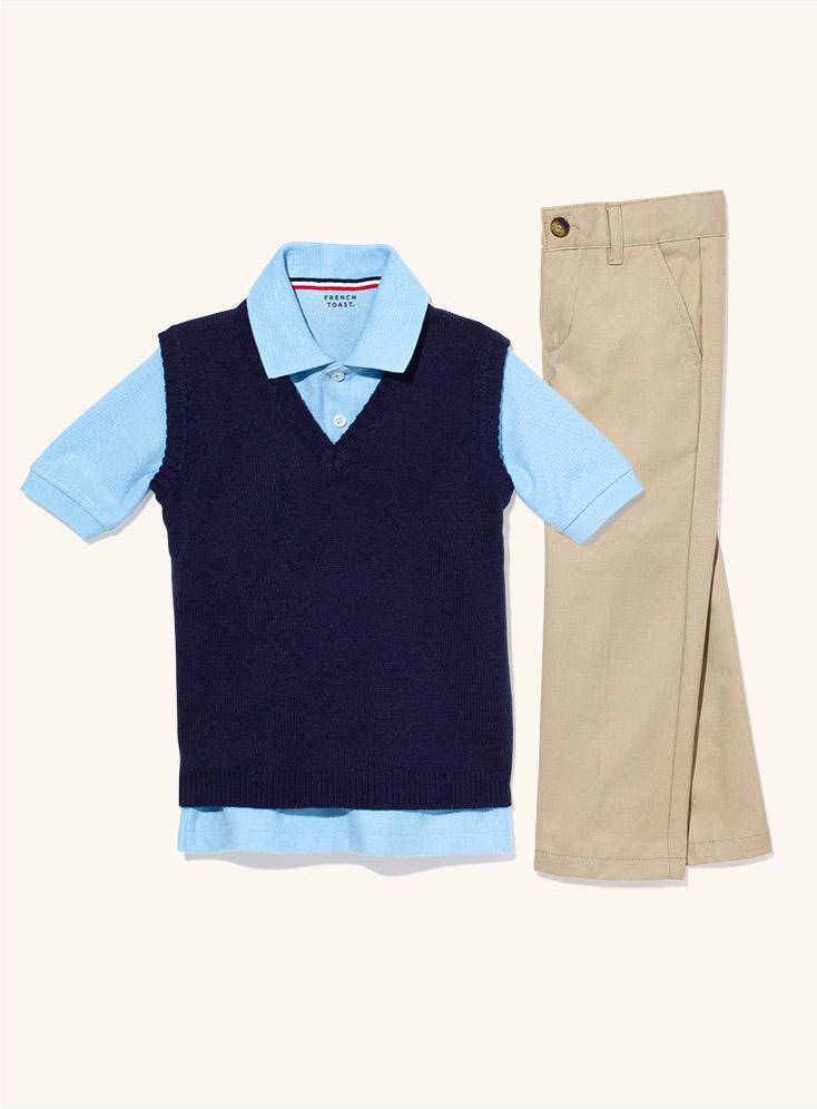 Head-to-Toes Uniform Staples