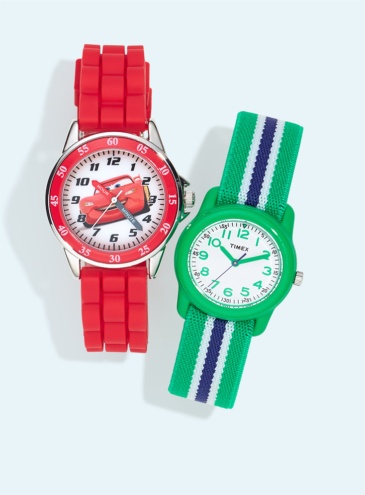 Cool, Colorful Watches