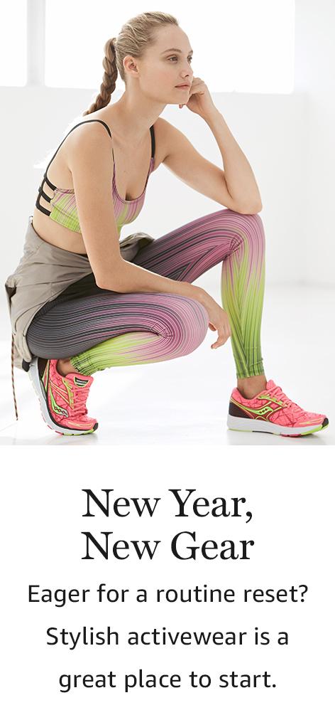 Women's New Year New Gear