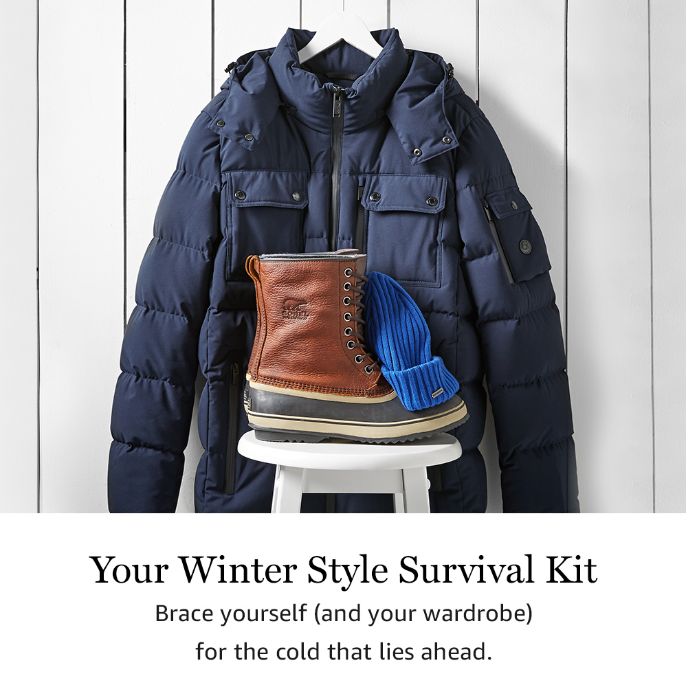 Your Winter Style Survival Kit