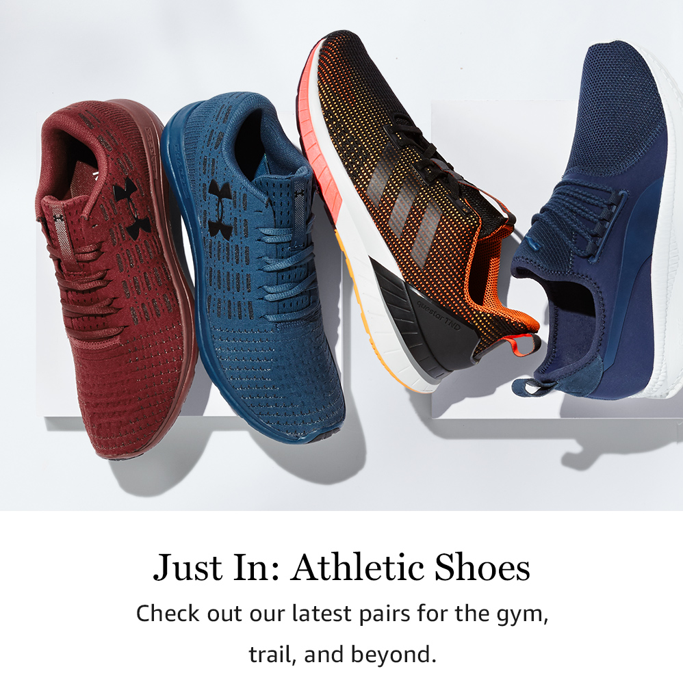Just In: Athletic Shoes