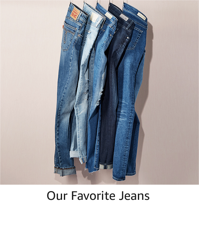 Our Favorite Jeans