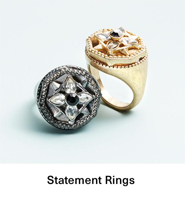 Statement Rings