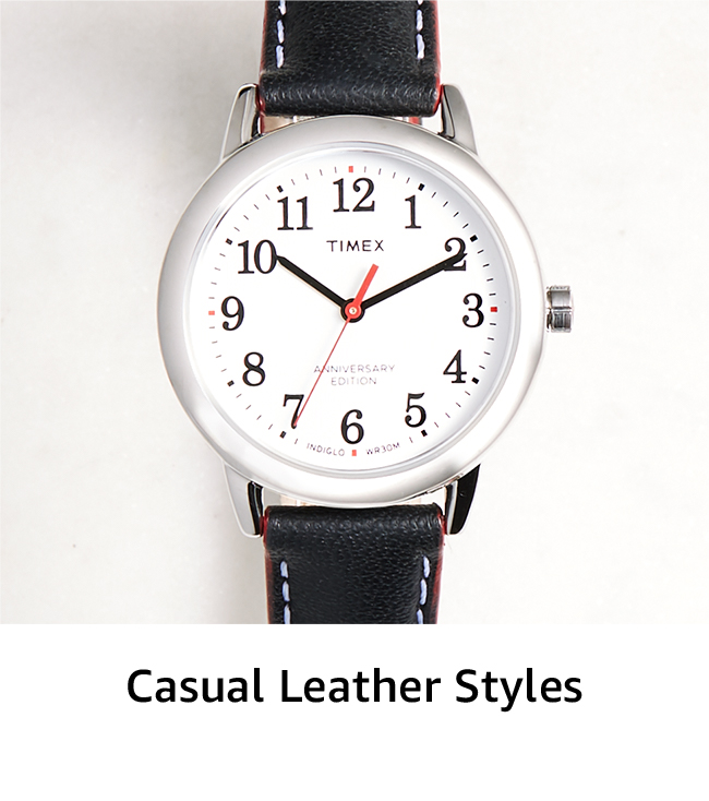 Casual Leather Styles