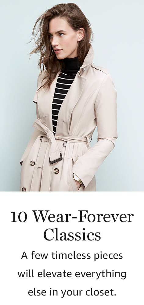 10 Wear-Forever Classics