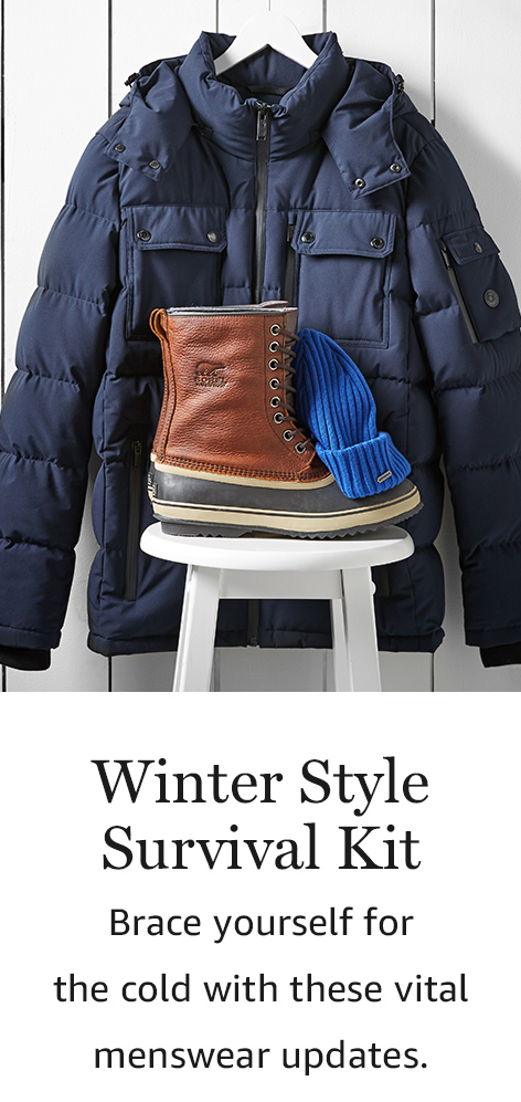 Winter Style Survival Kit