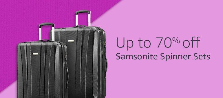 Samsonite PD AMP