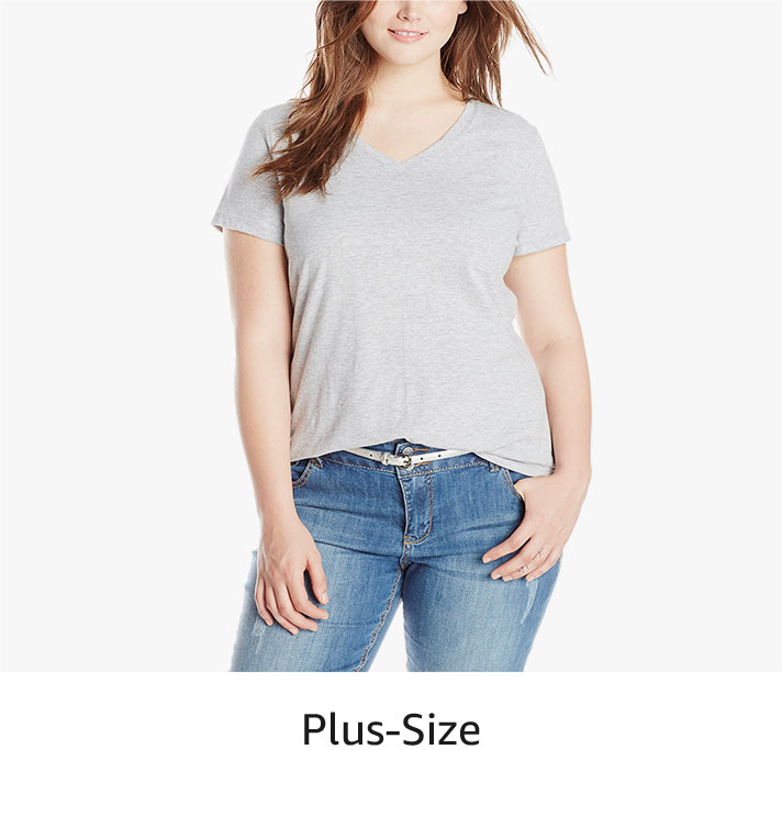 Women's Plus-Size Clothing