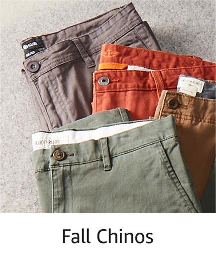 Fall Chinos