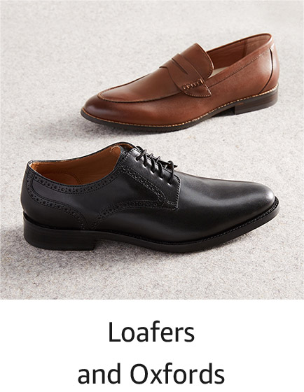 Loafers and Oxfords