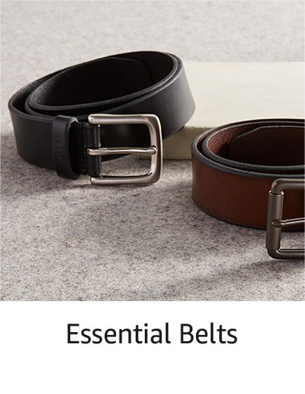 Essential Belts