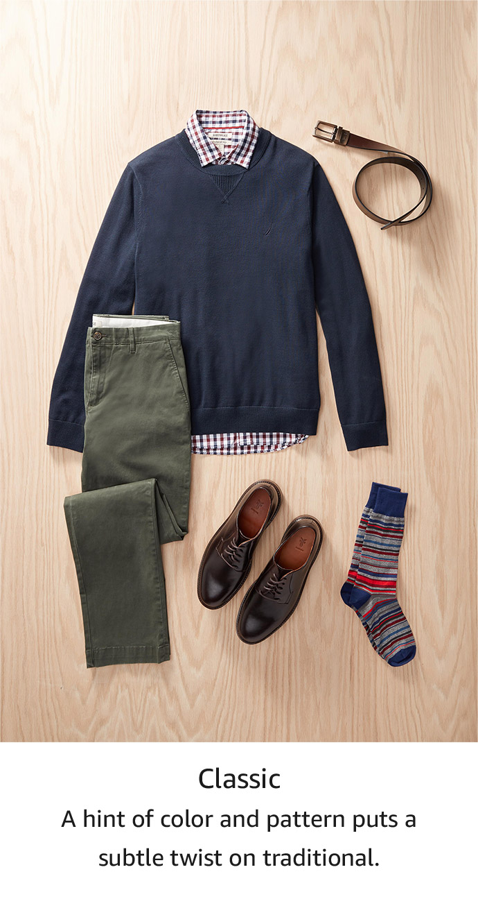 Shop your style: Classic