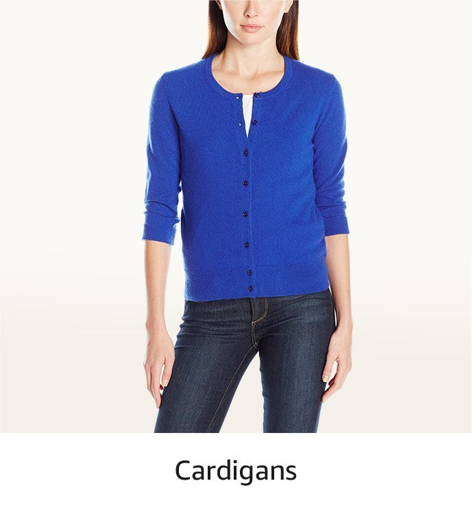 Shop by style. Cardigans. Shrugs. Pullovers 5ad360825