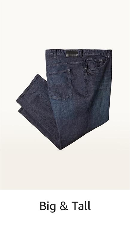 Men's Big & Tall Clothing