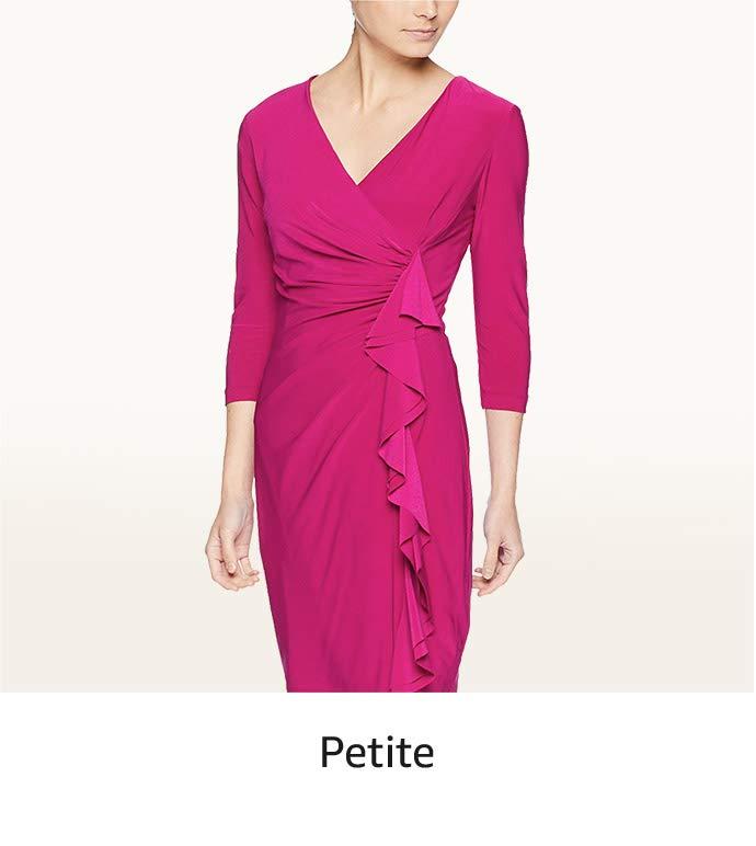Women's Petite Clothing
